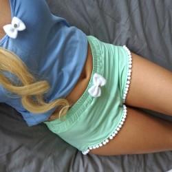 Koszulka na ramiączkach blue/white