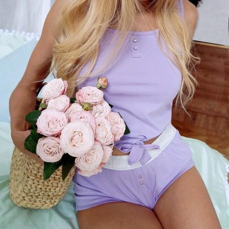 Szorty PENELOPE lila