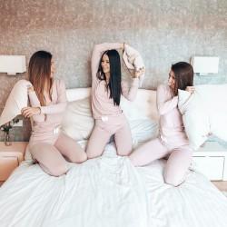 Bluza pink