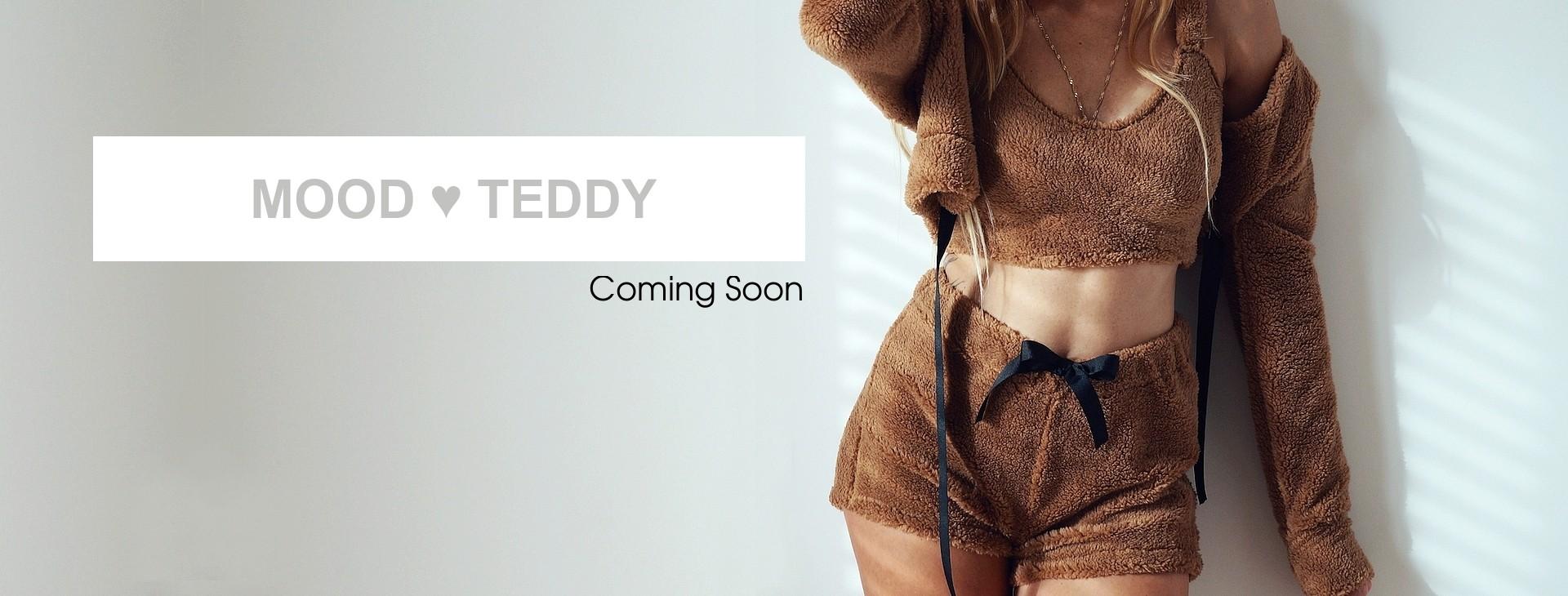 TEDDY set toffie
