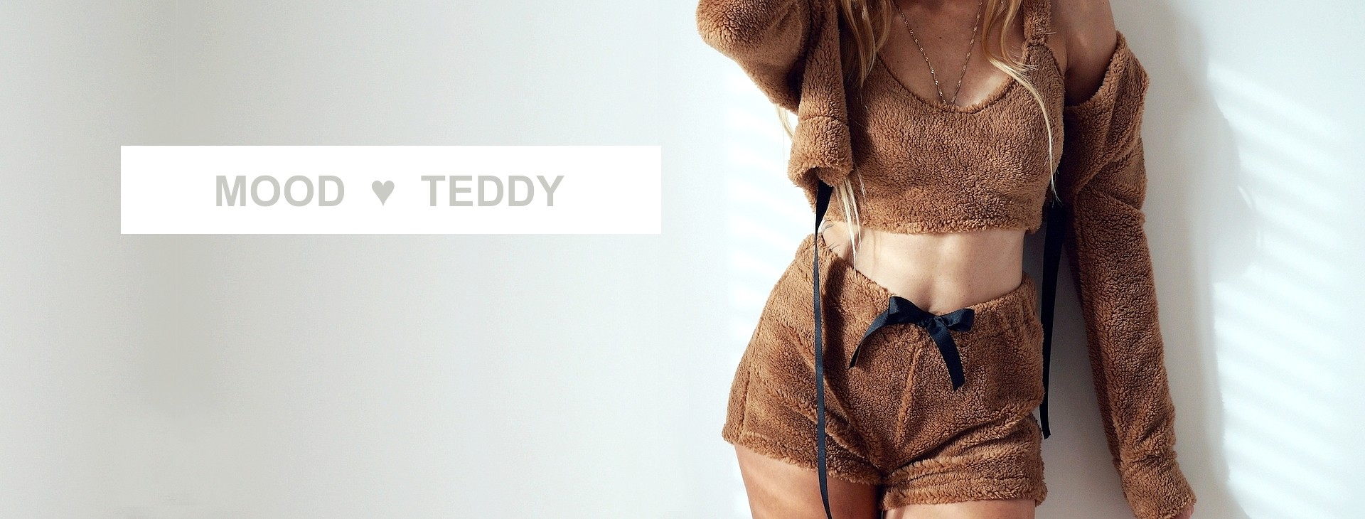 TEDDY set toffie